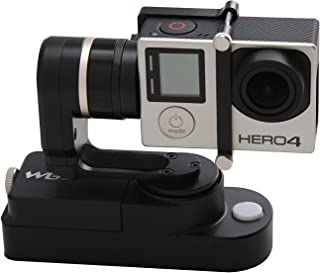 Feiyu Tech FY-WG-Mini 2-Axis Wearable Gimbal for The GoPro Hero3, 3+ and 4 (Black)