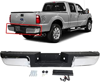 Styleside 6.75 Bed MaxMate Low Profile Soft Roll Up Truck Bed Tonneau Cover for 2008-2016 Ford F-250 F-350 Super Duty