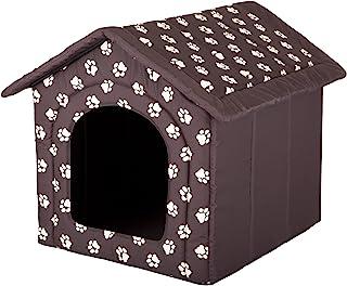Hobbydog - Casa para Perro, tamaño 4, Color marrón con