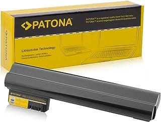 PATONA Batería para Laptop / Notebook HP Mini 210- s: 1000 | 1001 | 1002 | 1003 | 1004 | 1006 | 1010 | 1011 | 1012 | 1013 | 1014 | 1015 | 1016 | 1017 | 1018 | 1019 | 1020 | 1021 | 1022 | 1023 | 1024 | 1025 | 1026 | 1027 | 1028 | 1030 | 1031 y mucho más... - [ Li-ion; 4400mAh; negro ]