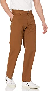 Amazon Essentials Men's Classic-Fit Wrinkle-Resistant Flat-Front Chino Trousers