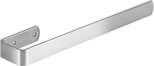 Gedotec Design handdoekhouder badkamer handdoekstang roestvrij staal mat - PELI | Lengte: 340 mm | Reling voor montage in ...