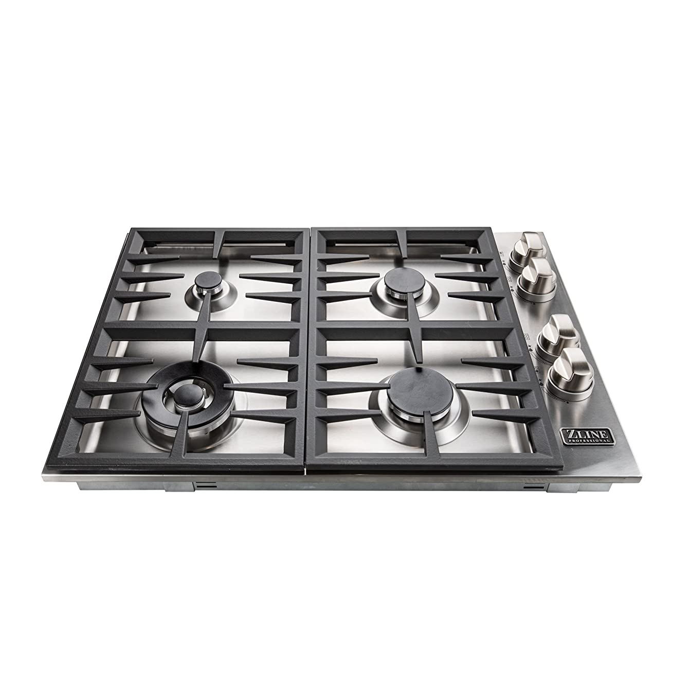 ZLINE 30 in. Dropin Cooktop with 4 Gas Burners (RC30)