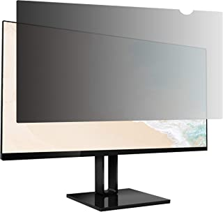 AmazonBasics Privacy Screen for 20 Inch 16:9 Widescreen Monitor (Renewed)