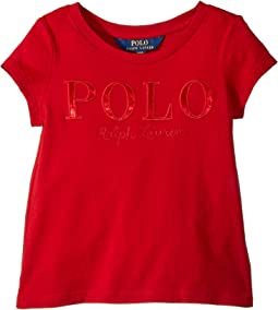 Polo Ralph Lauren Kids - Polo Short Sleeve T-Shirt (Toddler)