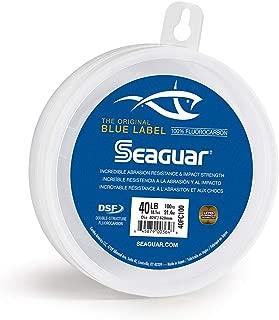 Seaguar Blue Label 100-Yards Fluorocarbon Leader 40-Pounds