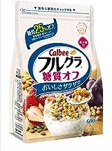 カルビー フルグラ 糖質オフ 600g×6袋