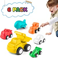6-Pack KidPal Baby Car Toys