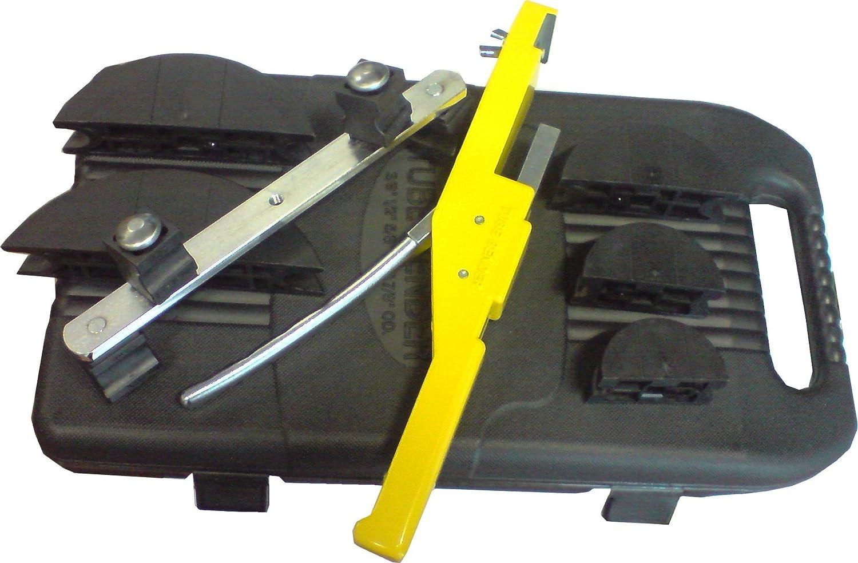 NEU Rohrbiege Rohrbiege Rohrbiege Set Rohrbieger Koffer Rohrbiegezange Swing Einhand 5 Einsätze B00BL0LIHW | Neuankömmling  73f277