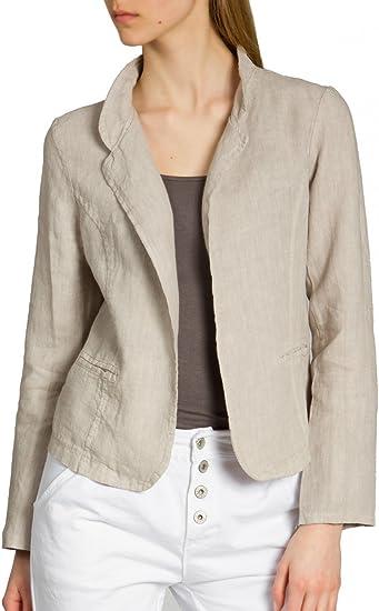 recherche veste en lin femme
