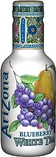 AriZona - Blueberry White Tea - 500ml (Pack of 6)