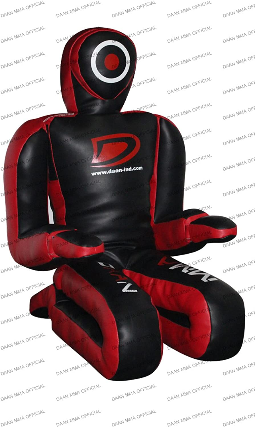 BJJ MMA Grappling Dummy 70  (with Hands and feet Ideal for Detailed submissions Like Ankle Locks, Foot Locks, Heel Hooks, Leg Locks, Wrist Locks)