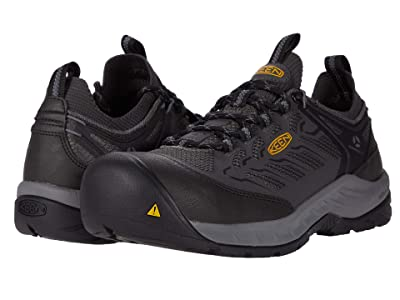 Keen Utility Flint II Sport Carbon Fiber Toe (Forged Iron/Black) Men