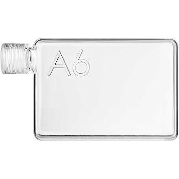 memobottle - Reusable Slim Water Bottle - Made from Recycled BPA Free Plastic - 750ml/375ml- memo Bottle
