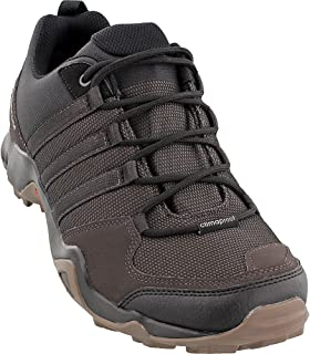 newest collection d09f1 9e515 adidas AX2 Climaproof Mens Hiking Shoe 10 Night Brown Black Grey Blend