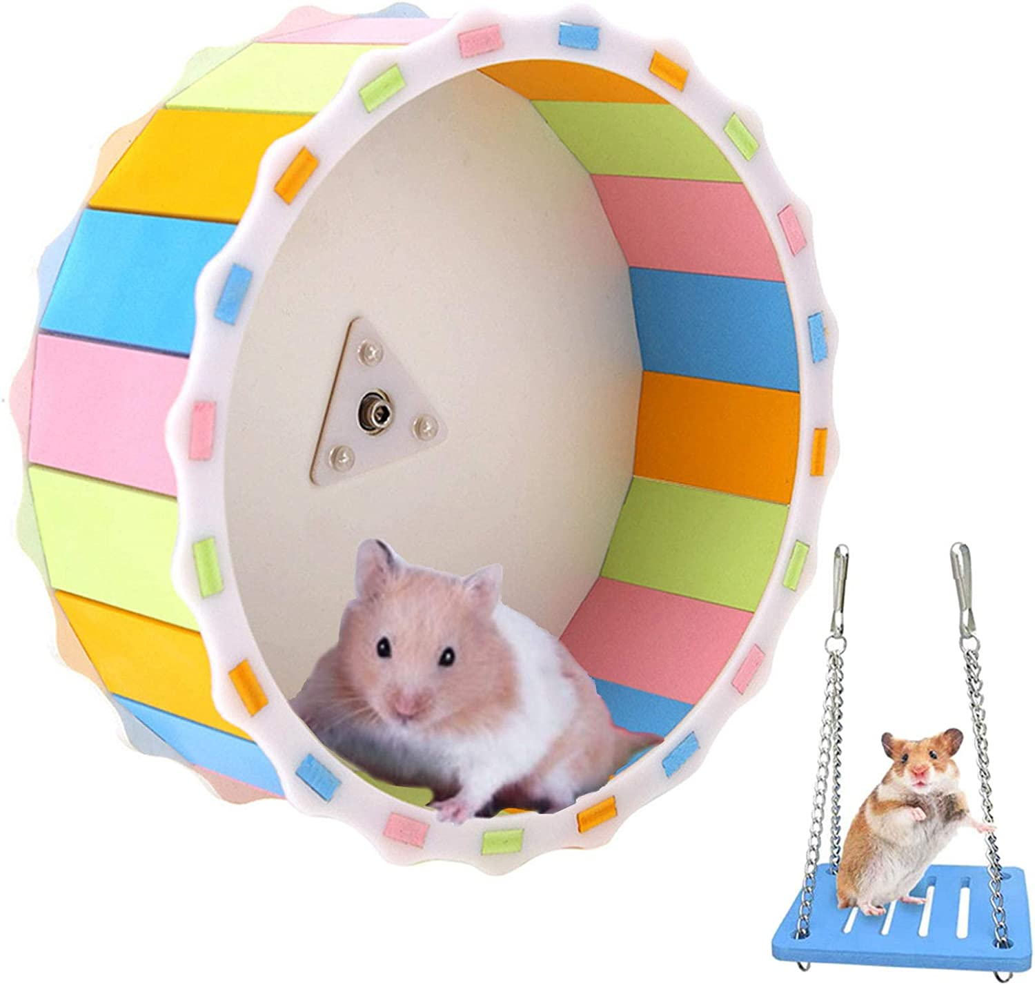 Hamster Wheel Manufacturer direct delivery Slient Exercise with Running shopping Swing