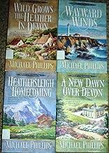 Secrets of Heathersleigh Hall 4-Volume Set: Wild Grows the Heather in Devon; Wayward Winds; Heathersleigh Homecoming; A New Dawn Over Devon