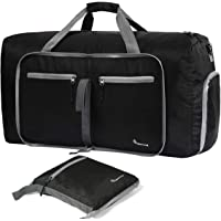 Dimayar 60L Travel Duffle Bag (Black)