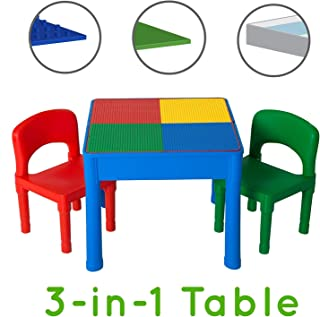 lego table with chairs