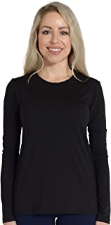 Women's Ultra Oh So Soft Pullover Long Sleeve Top | Premium Base Layer| Small to 3X