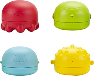 Ubbi Squeeze and Squirt Bath Toys, Discontinued by Manufacturer