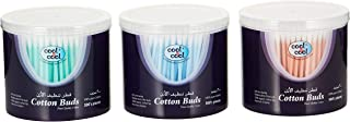 Cool & Cool Cotton Buds - Pack of 3 Pieces (3 x 300 Count)