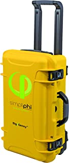 SimpliPhi Big Genny Fuel-Free Safe Lithium ion Portable Emergency Backup and Remote Power Generator with Solar Panel