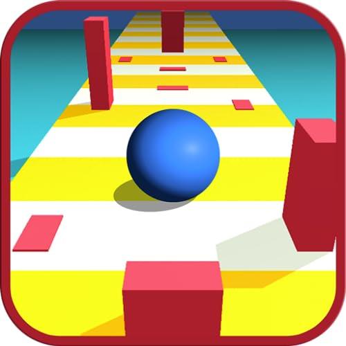 Race Run 3D - Tap Road to Turn Ball