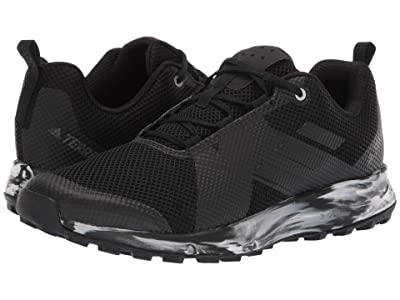 adidas Outdoor Terrex Two (Black/Carbon/Grey One) Men