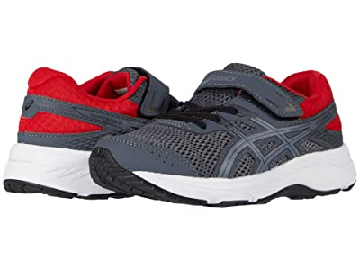 ASICS Kids GEL-Contend 6 (Toddler/Little Kid) (Carrier Grey/Sheet Rock) Boys Shoes