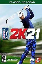 PGA TOUR 2K21 Steam PC Code (No CD/DVD)