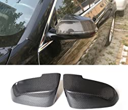 F10 Mirror Cover, Carbon Fiber Mirror Cover for Facelift F10 F07 F01 F02 F03 F04 F12 F13 F06 F11