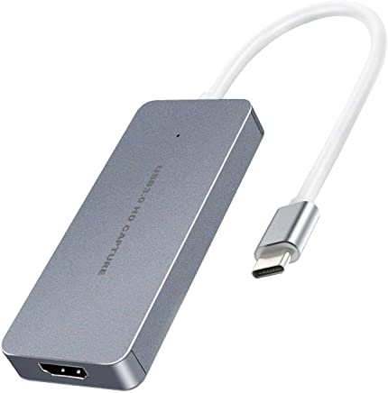 Y&H Type-C Scheda di acquisizione Video HDMI HD 60fps 1080P Supporto per Dispositivo di Registrazione del Gioco Streaming Live per Nintendo Switch PS4 Videocamera per Xbox e DSLR ezcap265C - Trova i prezzi più bassi