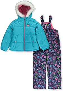 Skechers Girls' 2-Piece Heavyweight Snowsuit