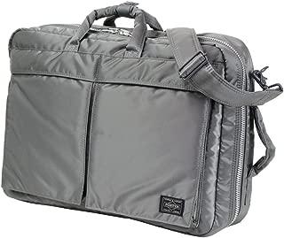 Porter Japan Porter (PORTER) tanker (TANKER) 3way briefs bag (shoulder and backpack) 622-09308 silver gray