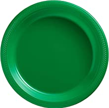 Party Festive Plastic Plates Supply