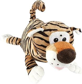 Chuckle Buddies Tiger Electronic Plush