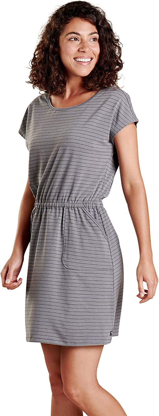 Heather Grey Swifty Stripe