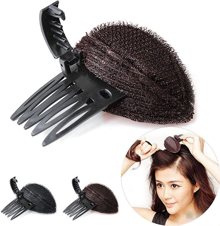 2PCS Perfect Puff Hair Genuine Free Shipping Head trend rank Cushion Invisibl Increase Pad