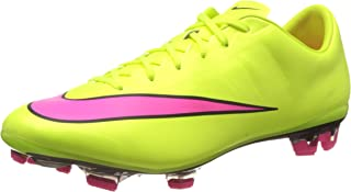 Mercurial Veloce II Leather FG Men's Firm-Ground Soccer Cleat