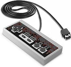 Orzly® - Mando para la Nintendo NES Classic Edition - Mando con cable de 1.8m para la Nintendo NES Classic Edition (Nueva Versión Mini de 2016) - RETRO