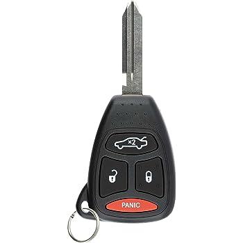 Bulk Lot of 10 Car Key Fob Keyless Entry Remote fits Chrysler Jeep OHT692427AA 4-btn Dodge