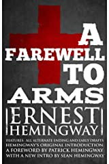 Farewell to Arms: The Hemingway Library Edition Kindle Edition