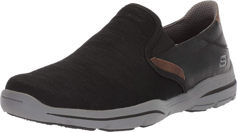 Skechers Mens Harper- Merson Driving Style Loafer