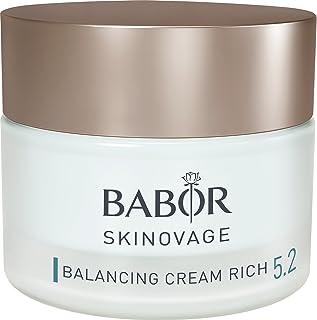 Babor Skinovage Balancing Cream Rich, Rijke Crème Voor De Gemengde Huid, Matterend En Hydraterend, 50 ml