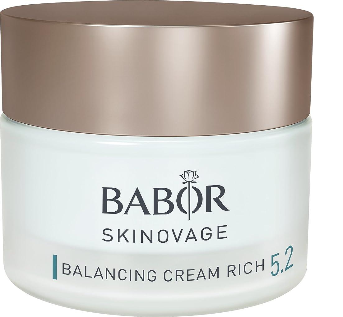 コンパクト効果的に頼るバボール Skinovage [Age Preventing] Balancing Cream Rich 5.2 - For Combination Skin 50ml/1.7oz並行輸入品