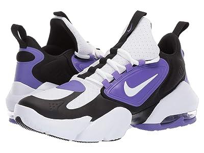 Nike Air Max Alpha Savage (Psychic Purple/White/Black/Space Purple) Men