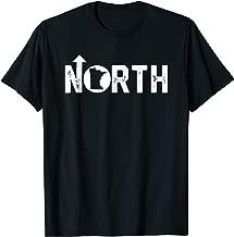 Up North Minnesota 10,000 Lakes Cabin T-Shirt