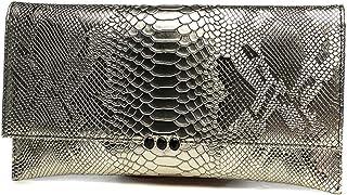 Shoulder Bag Handbag, Ladies' Handbag, Fashion Banquet Ladies Evening Bag, Shoulder Oblique Leather Bag Handbag Clutch (Color : Gold)
