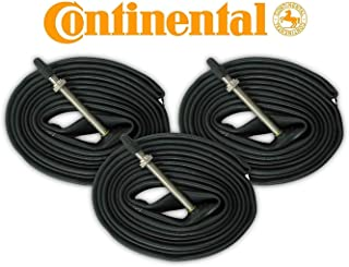 Continental Race 28 700 x 18-25c Tubes (Pack of 3) - Presta 60mm